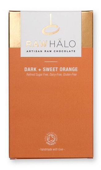 RAW HALO DARK + SWEET ORANGE