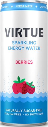 VIRTUE BERRIES Can 250ml