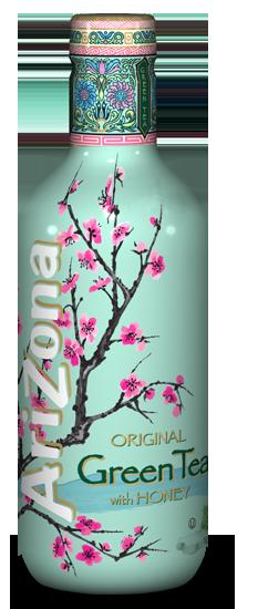 AriZona Green Tea With Honey Pet 1500ml