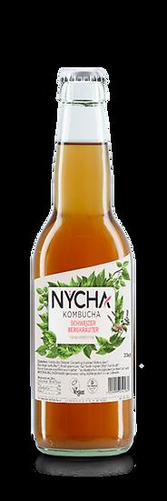 NYCHA Kombucha Bergkraeuter