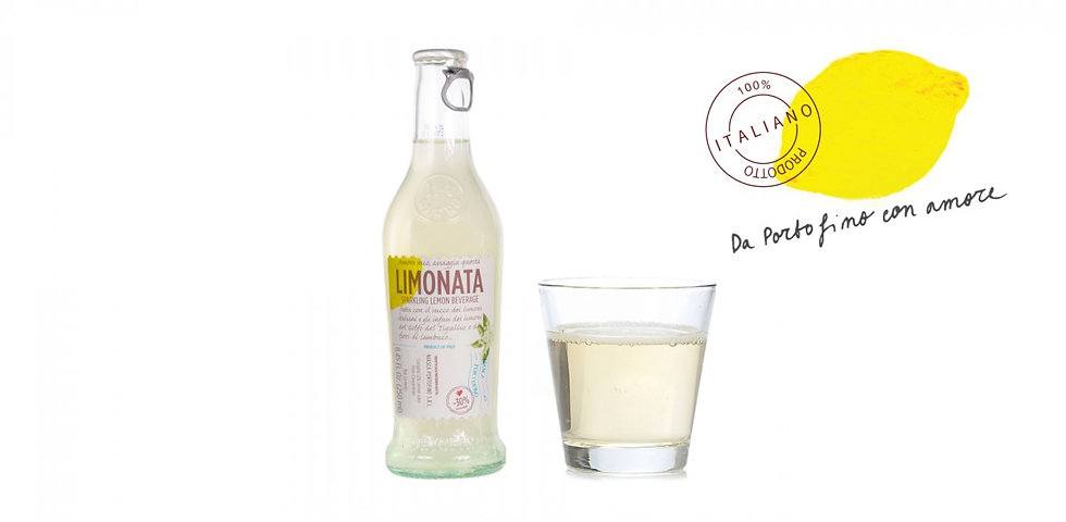 NIASCA PORTOFINO LIMONATA Bottle 250ml