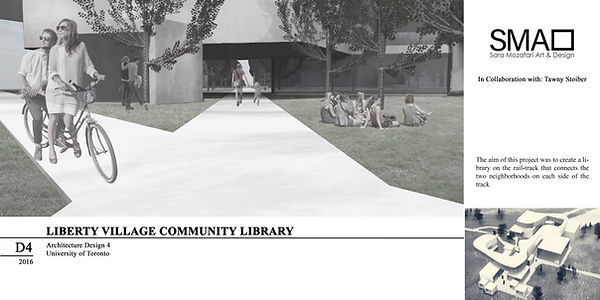 Liberty Village Public Library