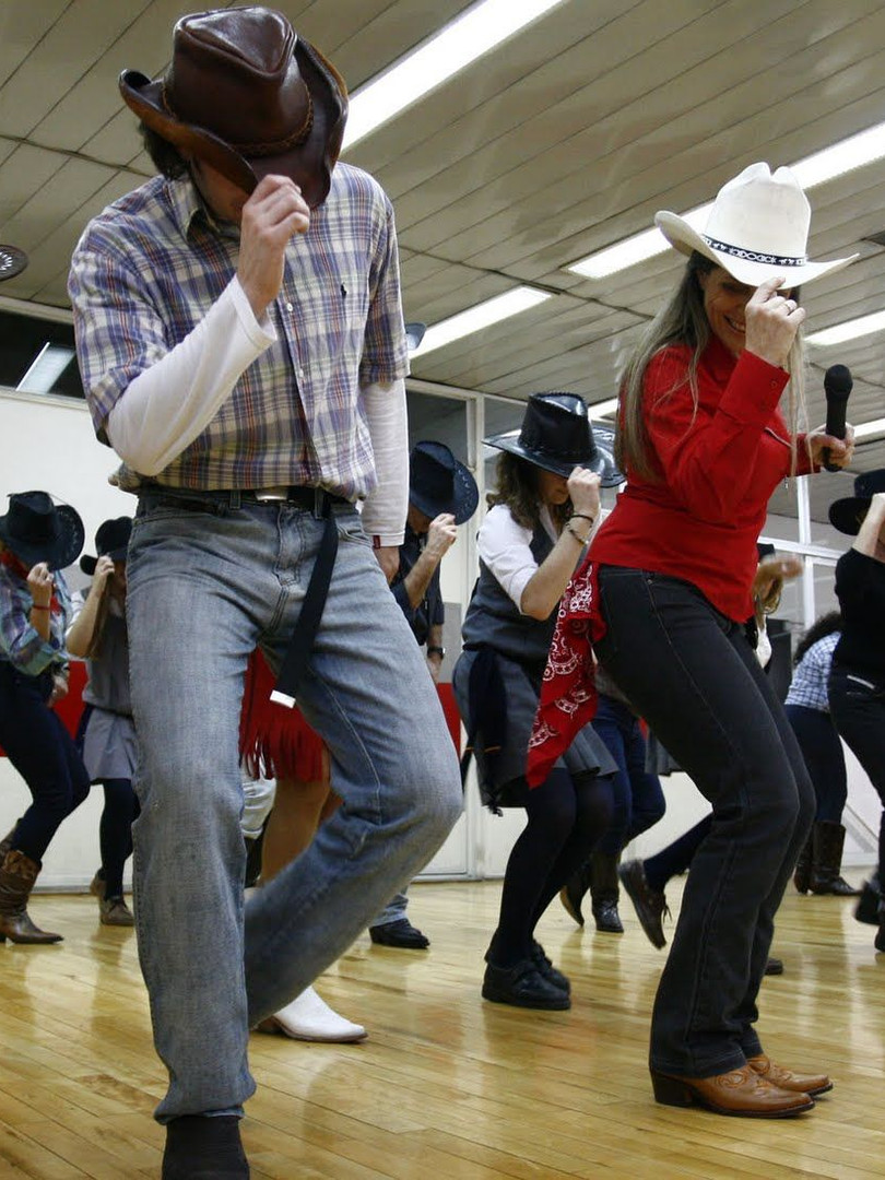 Line Dance Country