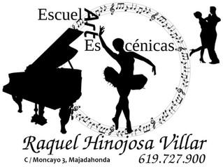 La Escuela de Artes Escénicas Raquel Hinojosa Villar abrio sus puertas el Lunes 4  de septiembre de
