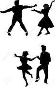 17425477-hand-jive-el-baile-en-la-siluet