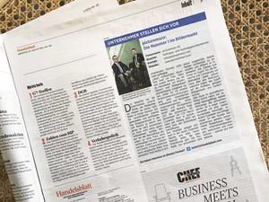 Handelsblatt – picturemaxx auf dem Tisch der Top-Entscheider