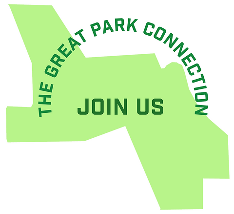 The Great Park Connection Logo