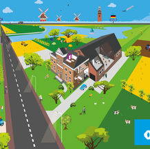 Infographic wand promotiedagen Groningen