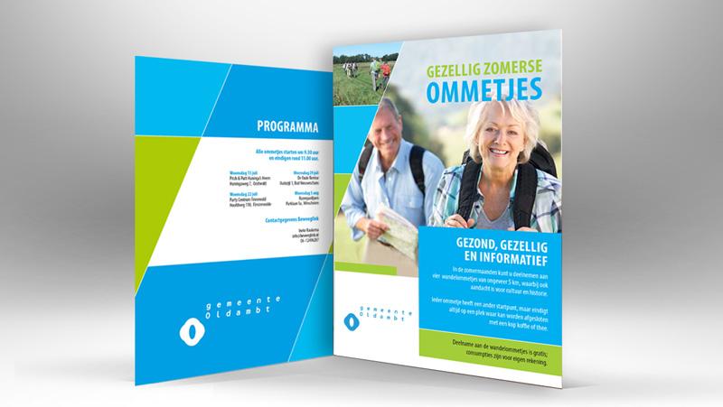Flyer Ommelander Ommetje