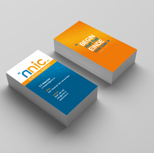 NNIC business cards