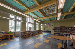 Renovated Library