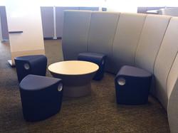 Repurposed Office Space