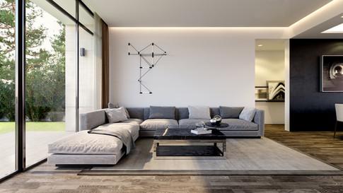 Australia | Perth 3D Interior Rendering | Living