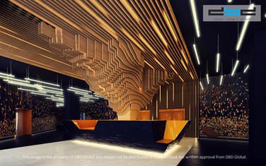 Hotel Foyer Design