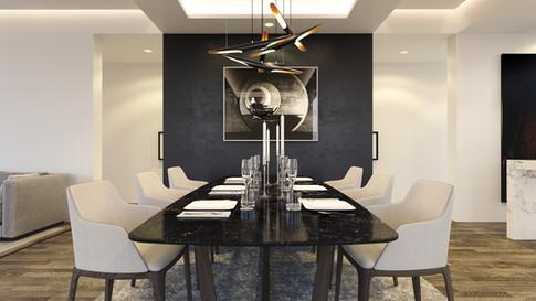 Australia | Perth 3D Interior Rendering | Dining
