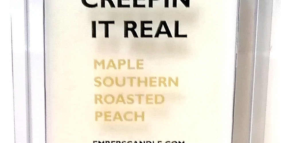 Creepin' It Real - Wax Melt