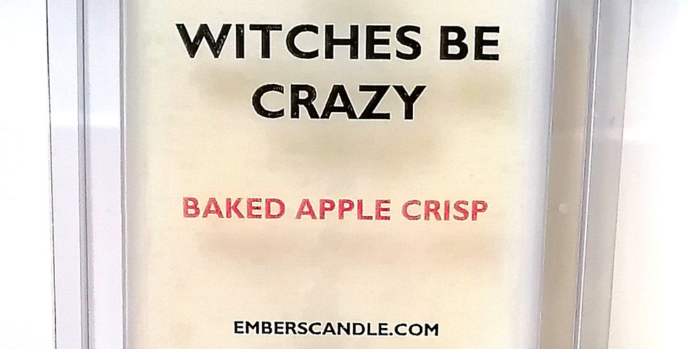 Witches Be Crazy - Wax Melt