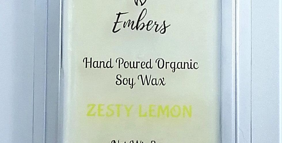 Zesty Lemon Wax Melts