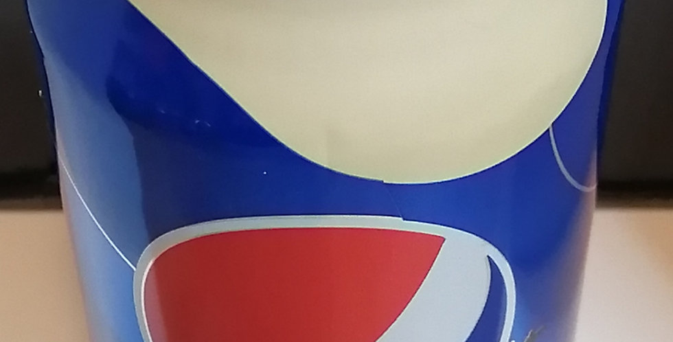 Vanilla Pepsi Candle In A Can