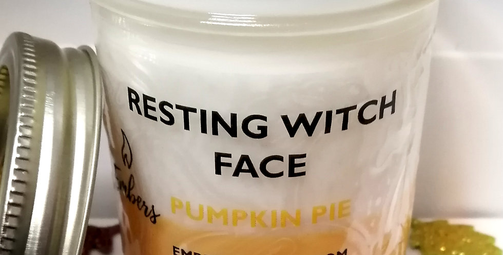 Resting Witch Face - 8 oz