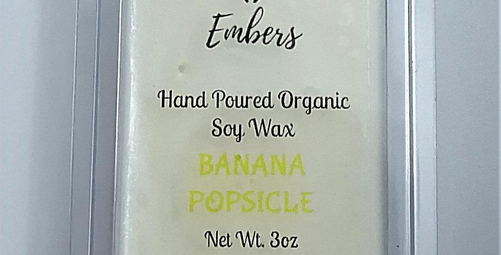 Banana Popsicle Wax Melts