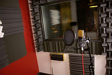 Soundbox Studios, Vocals, Booth, Mic, AKG C414 XL II, Vicoustic, Acoustic, Record, Rap, Grime, Sing, Studio, Record