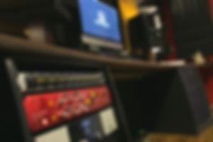 Soundbox Studios, Focusrite Red 3, Apogee Symphony, iMac, Adam A7X, recording, Mastering