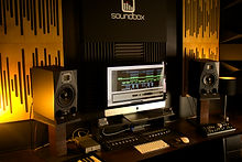 Soundbox Studio, Mic, Microphone, Vocal Booth, Booth, Recording, Vocals, Studio, Recording, iMac, Avid, Artist, Adam, 3 Hour, Session, discount, cheap