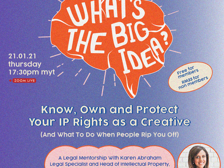 Know, Own and Protect your IP Rights Thanks To A Legal Expert