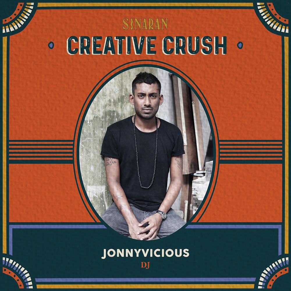 Jonny Vicious DJ Kuala Lumpur