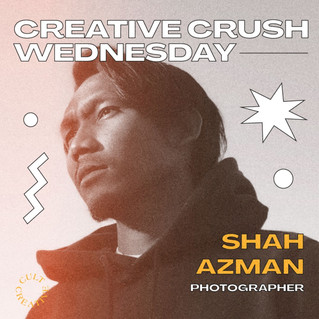 Through The Lens With Shah Azman