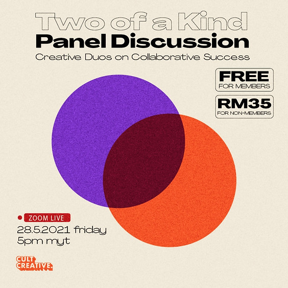 Two Of A Kind Panel Discussion