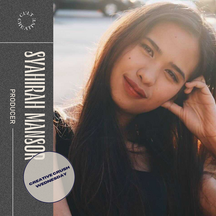 Producing Authenticity and Diversity with Syahirah Mansor