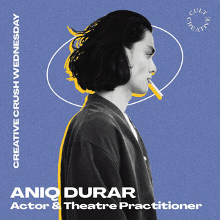 Taking Centre Stage: Aniq Durar