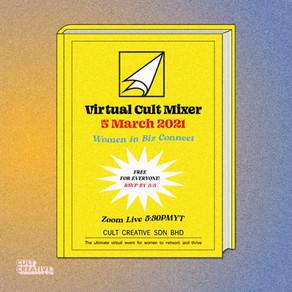 Virtual Cult Mixer: Women in Biz Connect!