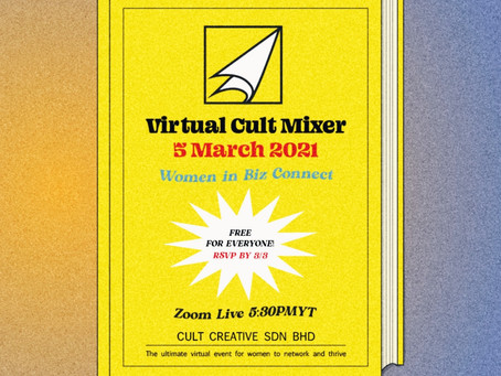 Virtual Cult Mixer: Women in Biz Connect!