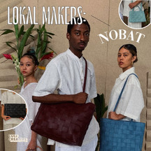 Nobat: Weaving Malaysian Culture One Bag At A Time