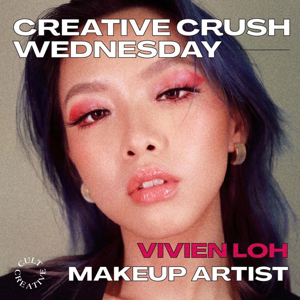 Vivien Loh Makeup Artist MUA Local Malaysia Creative Kuala Lumpur