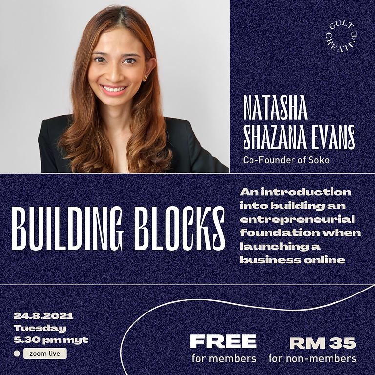 Cult Creative Mentorship: Entrepreneurial Building Blocks For Creatives