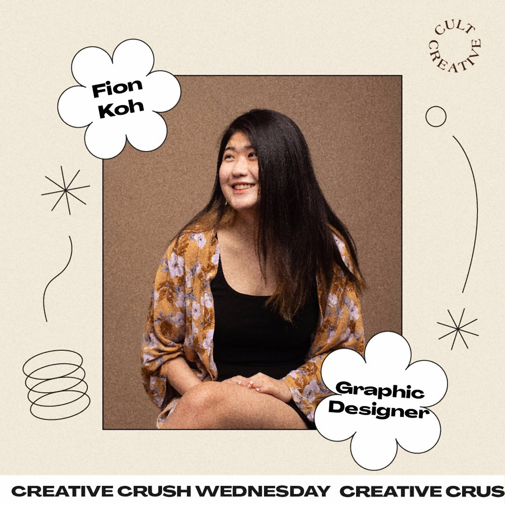 Fion Koh Graphic Designer Local Creative Malaysia Kuala Lumpur