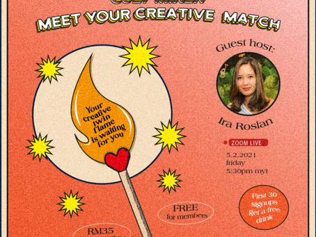 February Cult Mixer: Meet Your Creative Match!