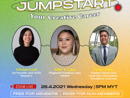 Career Hacks Panel Discussion: Jumpstart Your Creative Career