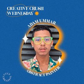 Adam Ummar On The Mysticism of Art