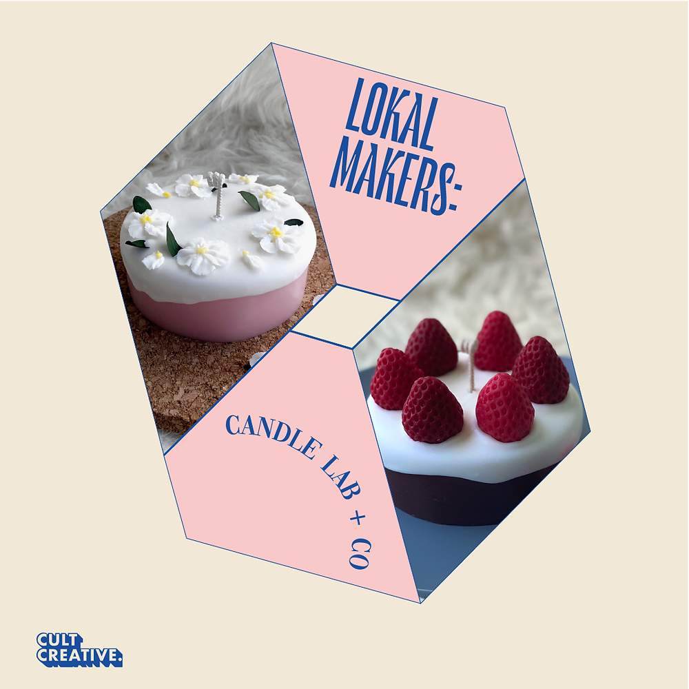 Candle Lab Co Organic Soy Candles Malaysia