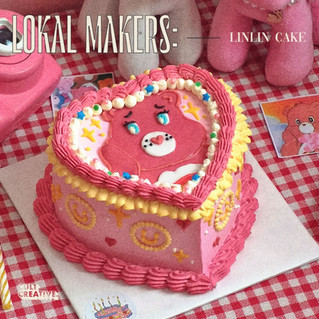 Get A Piece Of This: Linlin Cake