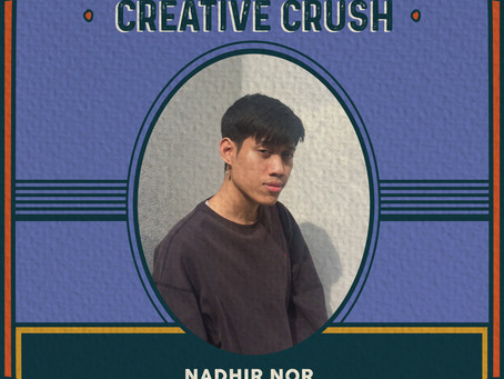 Step Into The Nostalgic World Of Nadhir Nor
