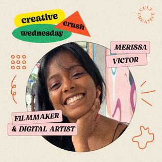 Enter Merissa Victor's Dreamy World