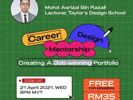 Career Design Mentorship: Creating A Job-winning Portfolio