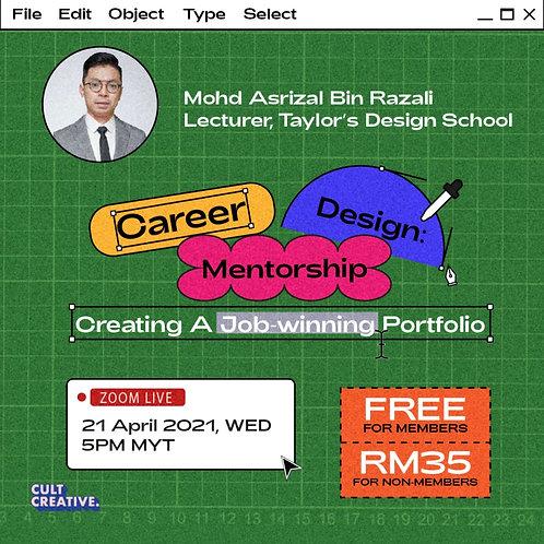 Career Design: Creating A Job-winning Portfolio