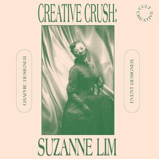 Vintage Storyteller with a Twist: Suzanne Lim